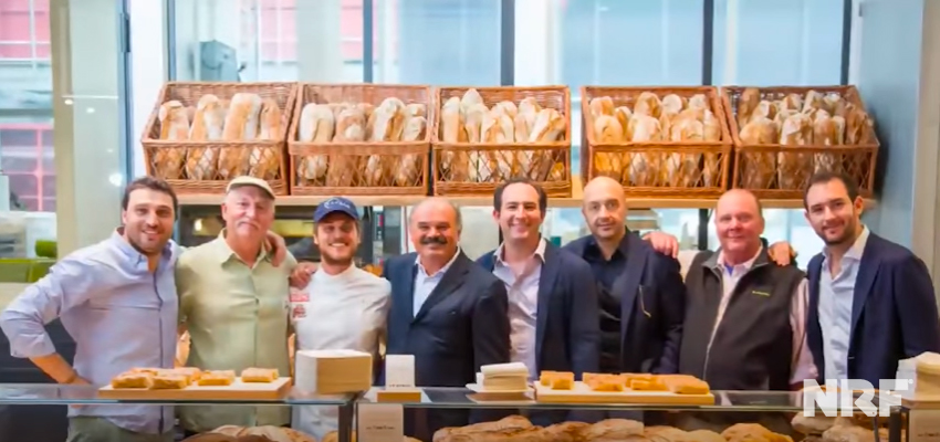 NYC 2017 Retail Store Walking Tour Featuring Eataly and Sonos